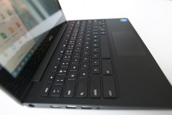 dell chromebook 11 side view march 2014