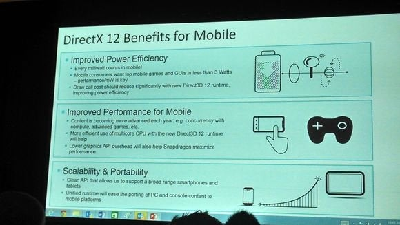 directx12 mobile improvements