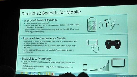 directx12 mobile improvements