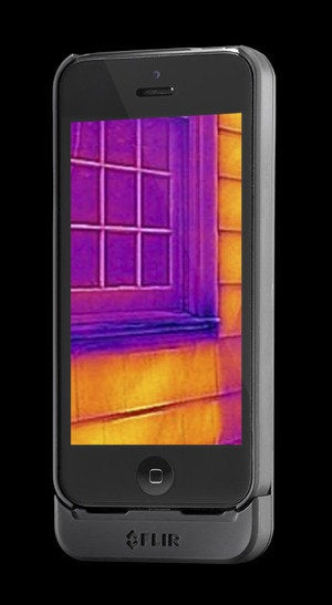 Expo Notes: Give your iPhone night vision with the Flir ...