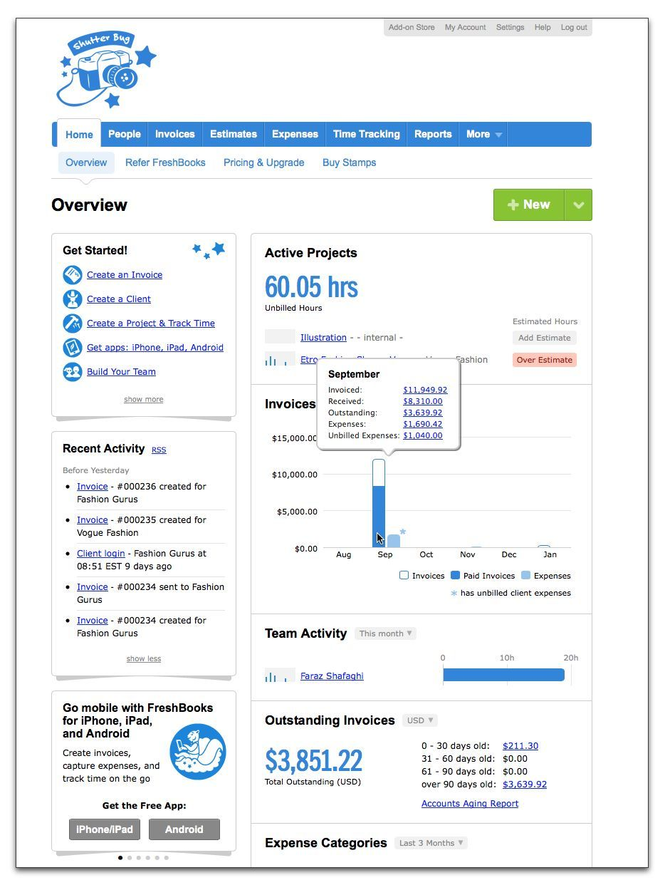 the best online accounting apps macworld