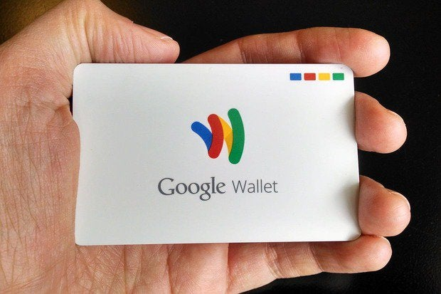 google wallet card primary