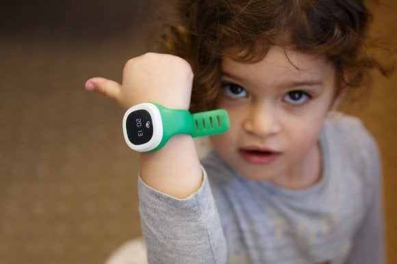 HereO's GPS watch tracks your kids anywhere they go