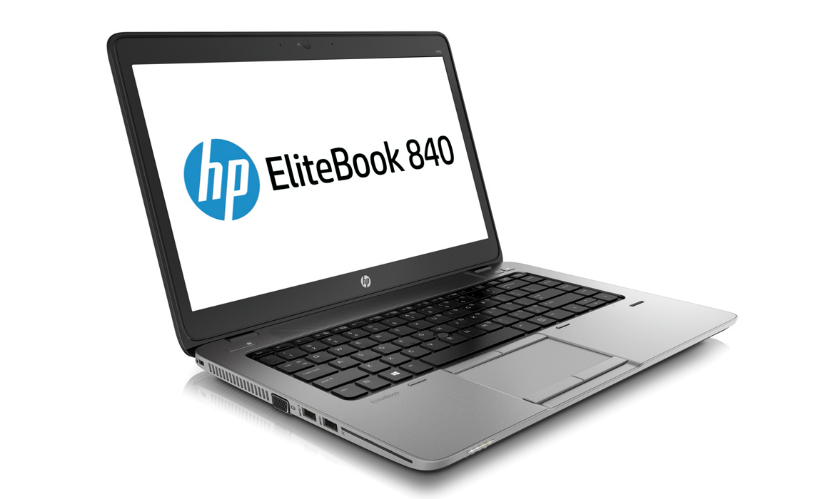 HP's EliteBook 840 G1 is supremely easy to service and upgrade.