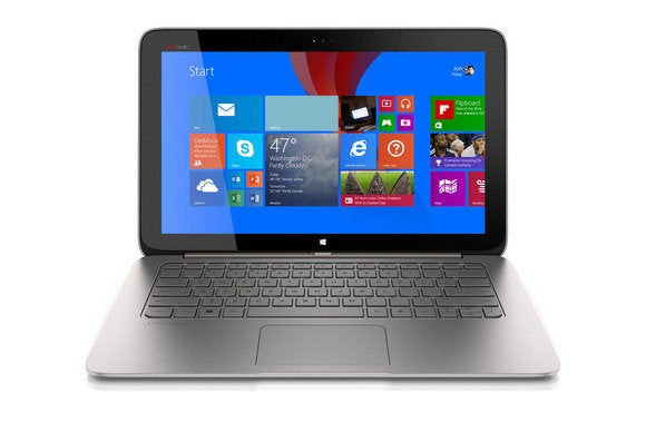 hp spectre 13 x2 front
