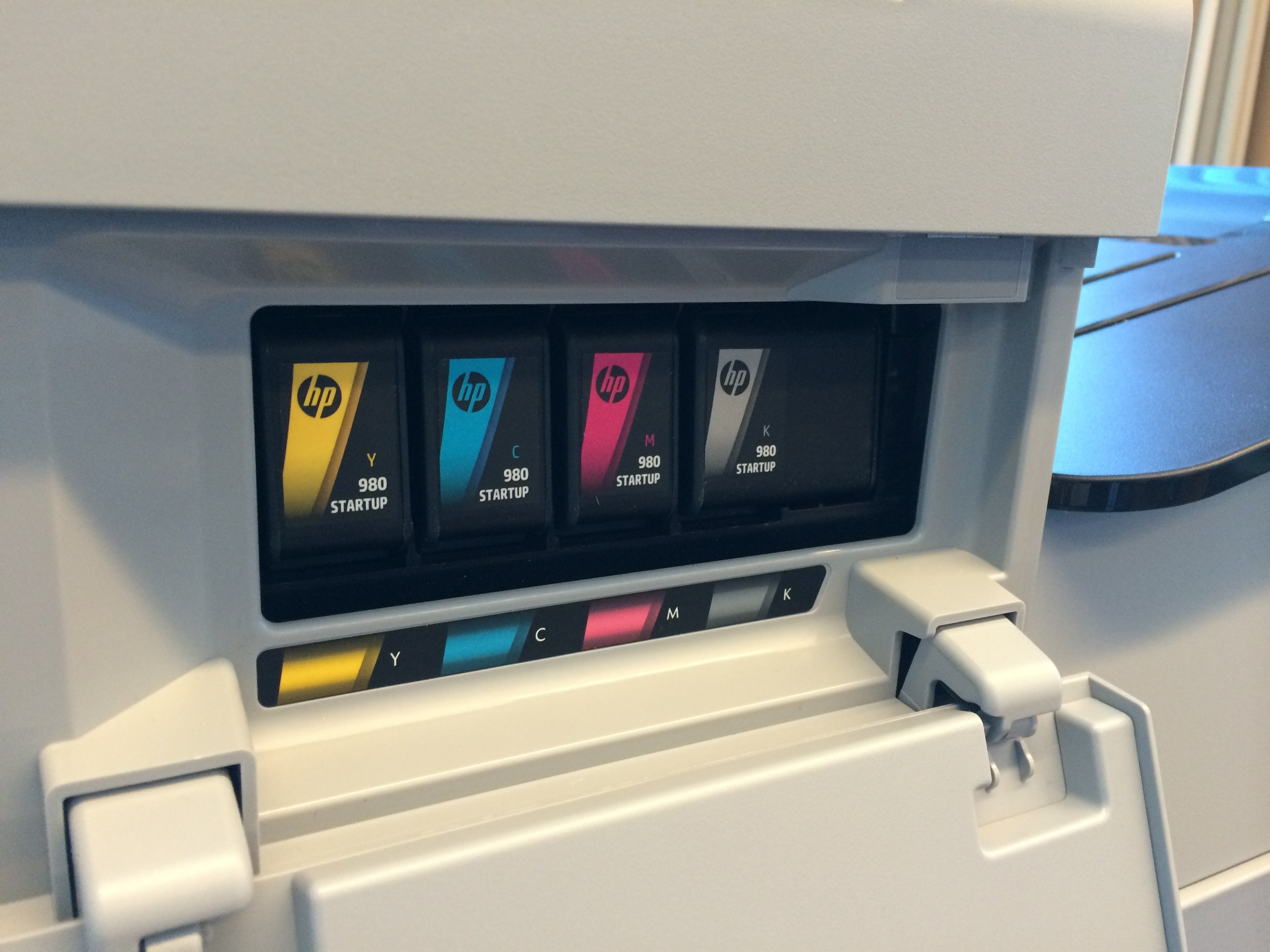 HP Officejet Enterprise Color X555 and Color MFP X585 tackle big