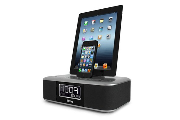ihome dl100 review speaker dock charges three devices but falls short as an. Black Bedroom Furniture Sets. Home Design Ideas