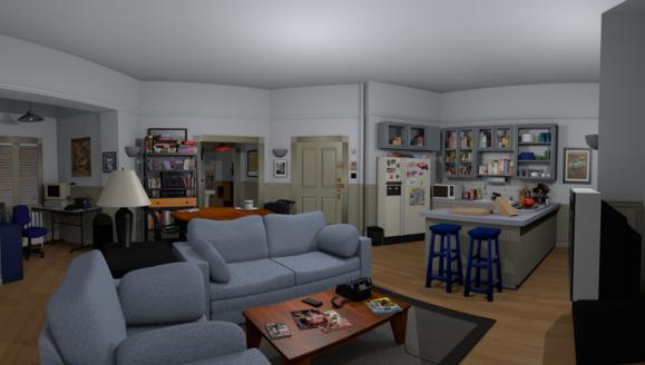 Jerry Seinfeld Oculus Rift