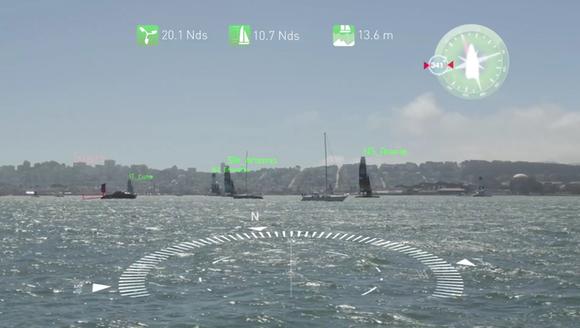 laster sailing app