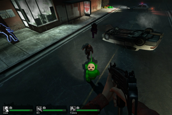 Left 4 Dead Teletubbies