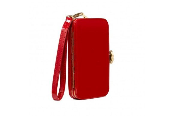 luluguinness clutch iphone