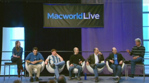 Macworld Live stage 2013