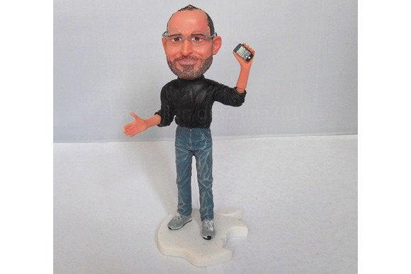 M.I.C. Gadget Steve Jobs Doll