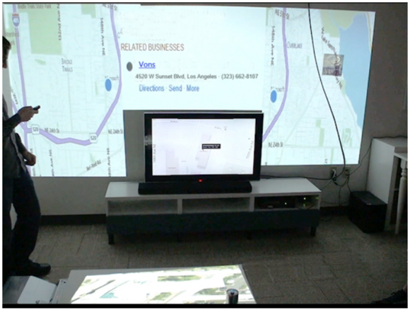 microsoft surroundweb maps