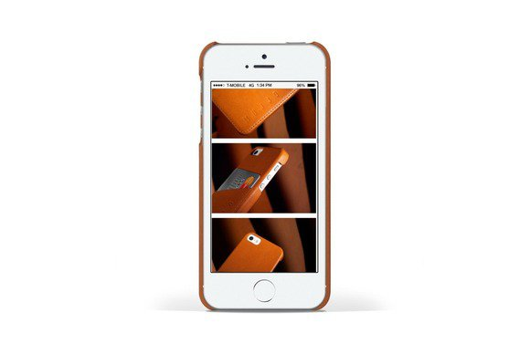 mujjo leather iphone