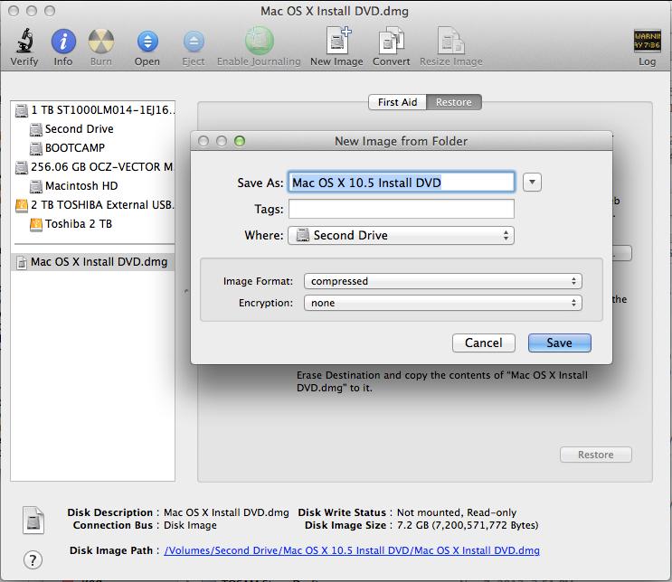 how to create a new folder on mac os x