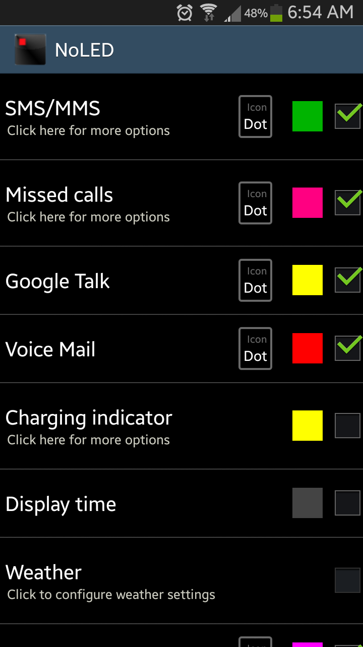 Customize Android notification alerts, even without a