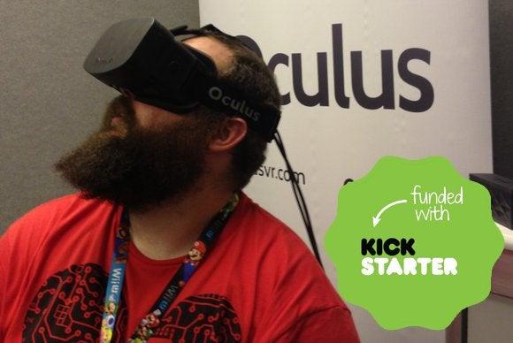 oculus kickstarter