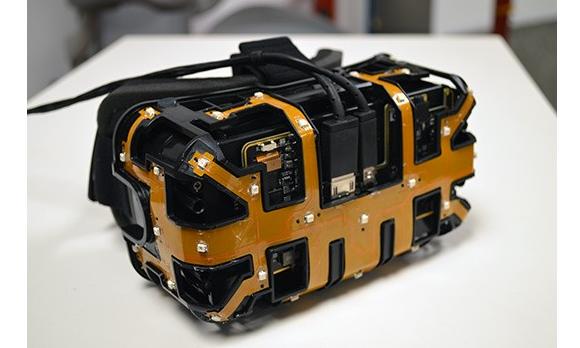 oculus rift dev kit 2 assembly