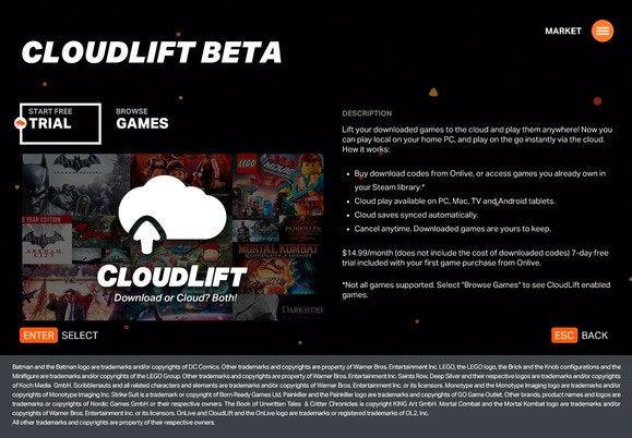 onlive new ui details cloudlift 03