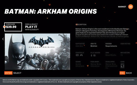 onlive new ui gamedetails batmanao 02