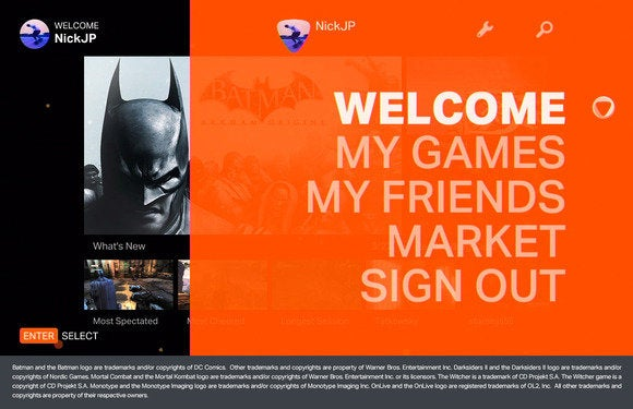 onlive new ui welcome 04