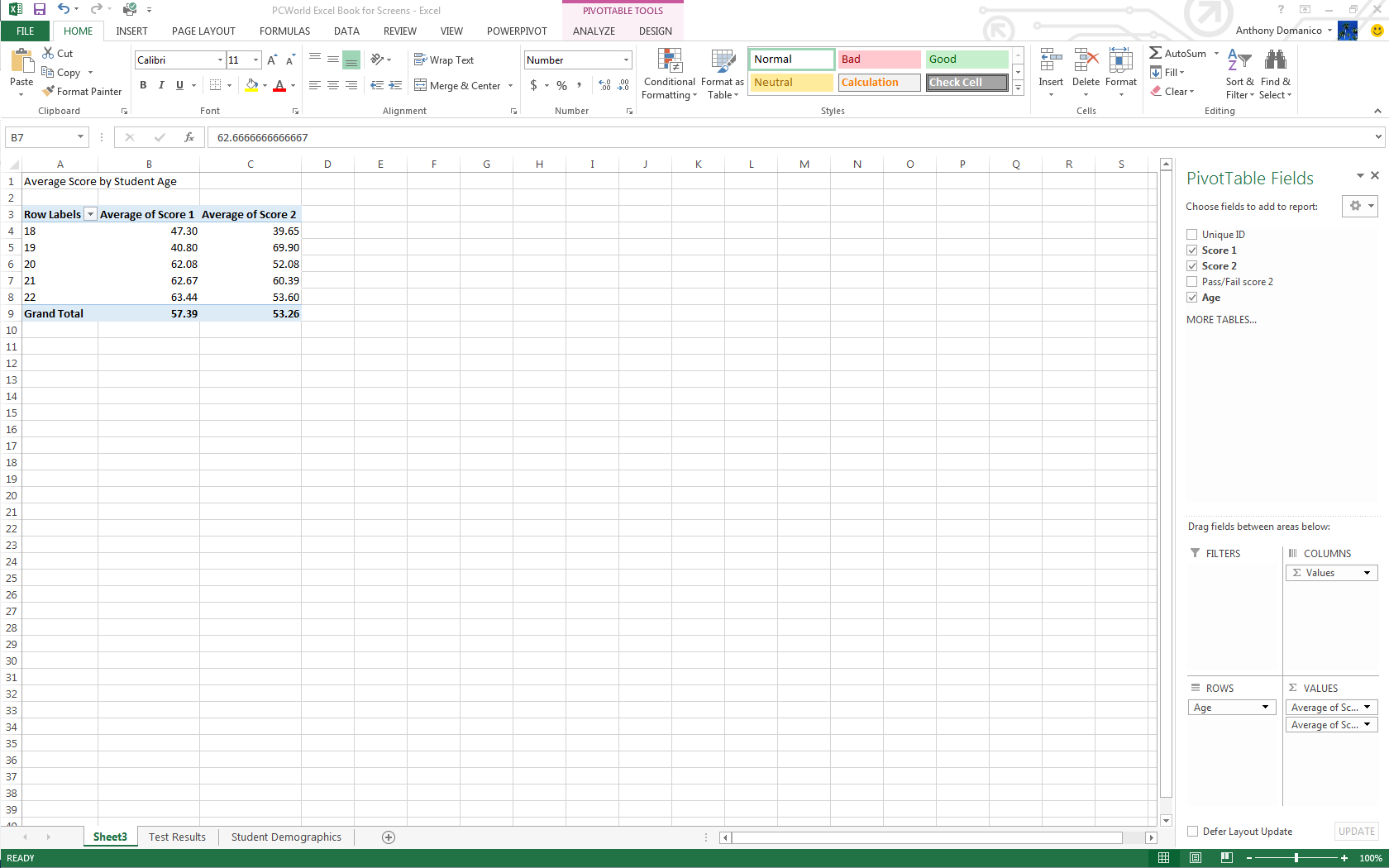 Real Excel power users know these 11 tricks | PCWorld