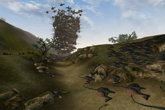 Racer Recursion - Morrowind