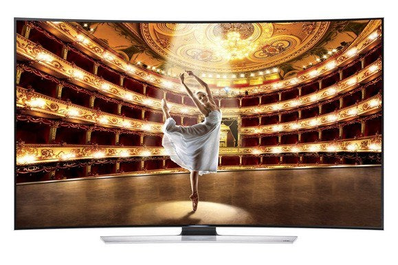 Samsung U9000 Curved UHD TV