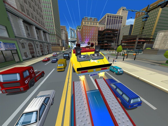 Crazy Taxi: City Rush (2014)