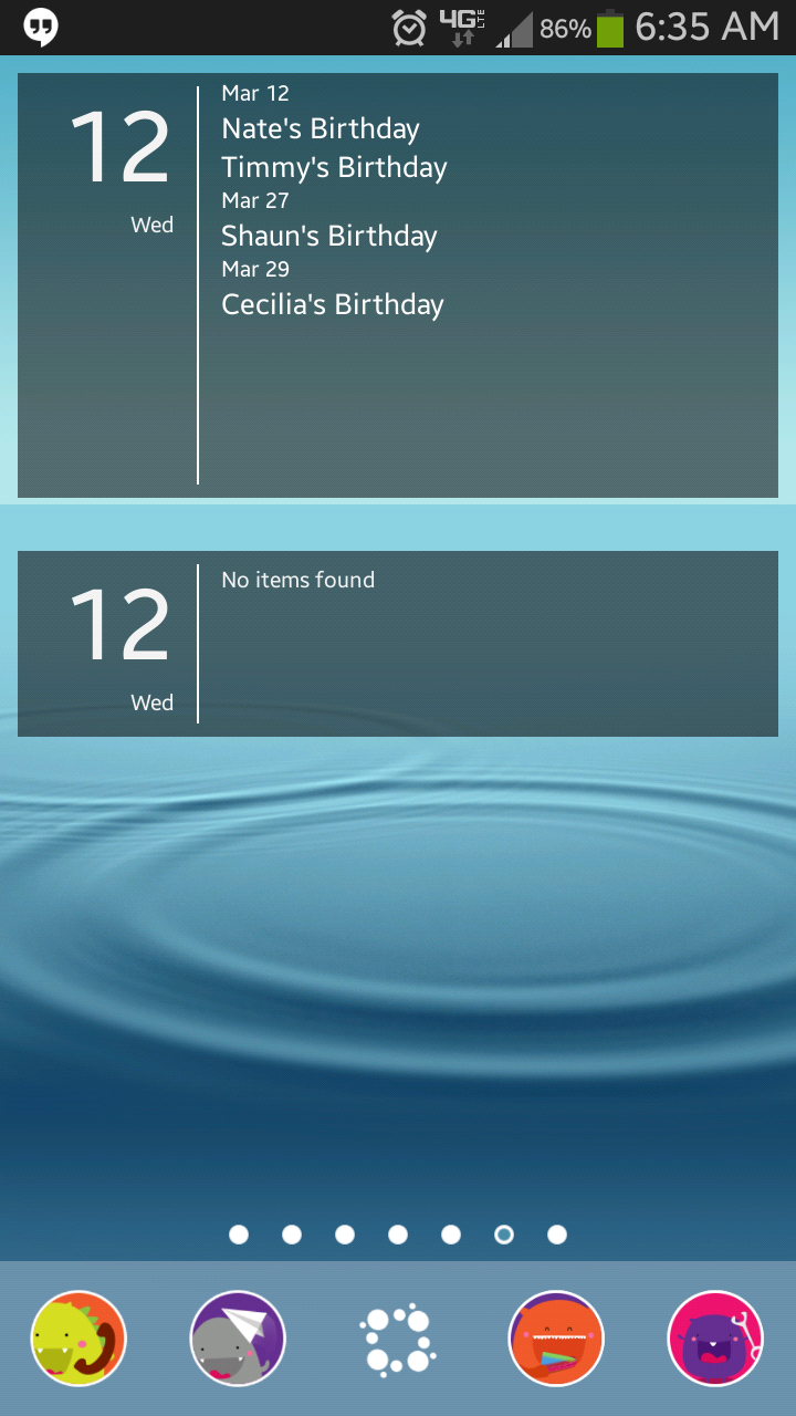 8 gorgeous widgets to pretty up your homescreen   Greenbot
