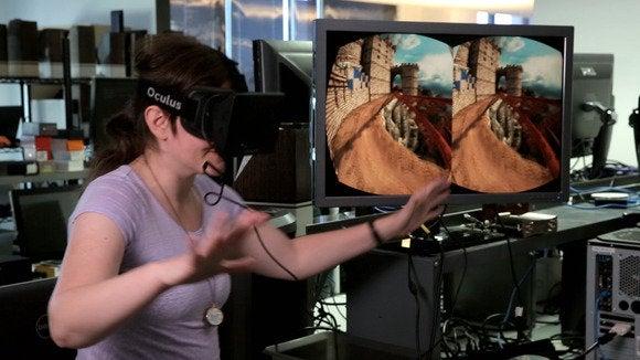 susie oculus rift balance