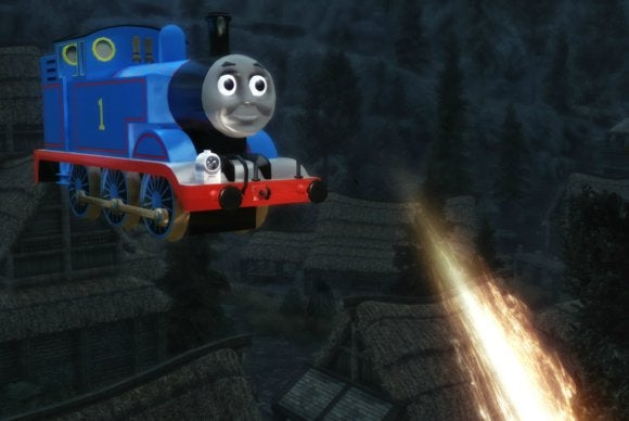 Thomas the Murder Engine