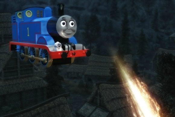 Thomas the Murder Engine