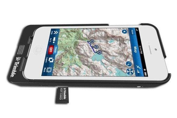 trimbleoutdoors topocharger iphone
