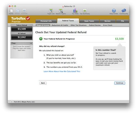 Turbotax 2013 mac