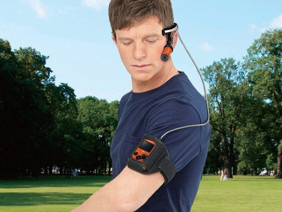 wearable action camcorder