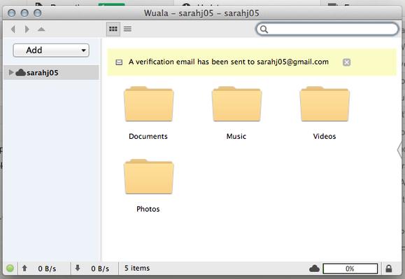 wuala main secure storage mar 2014