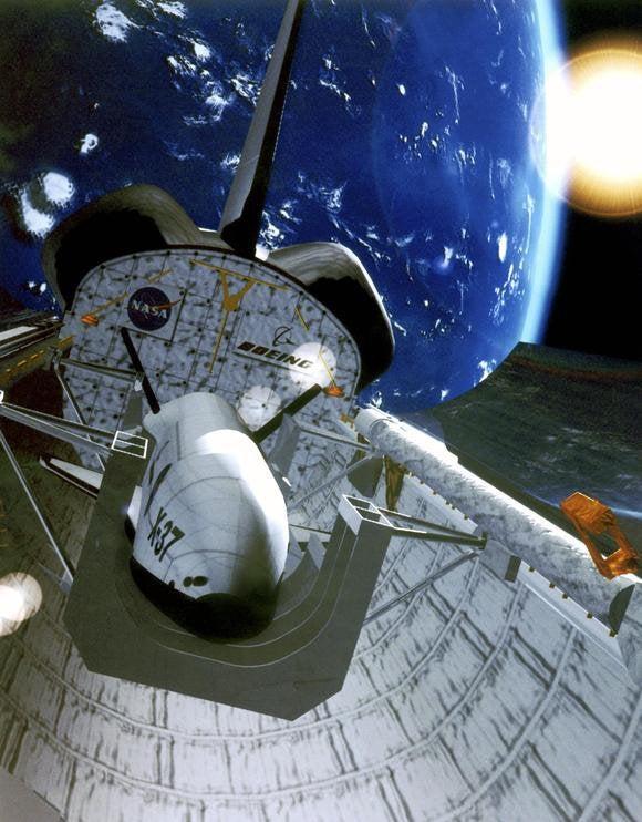 Classified X-37B space plane breaks space longevity record ...