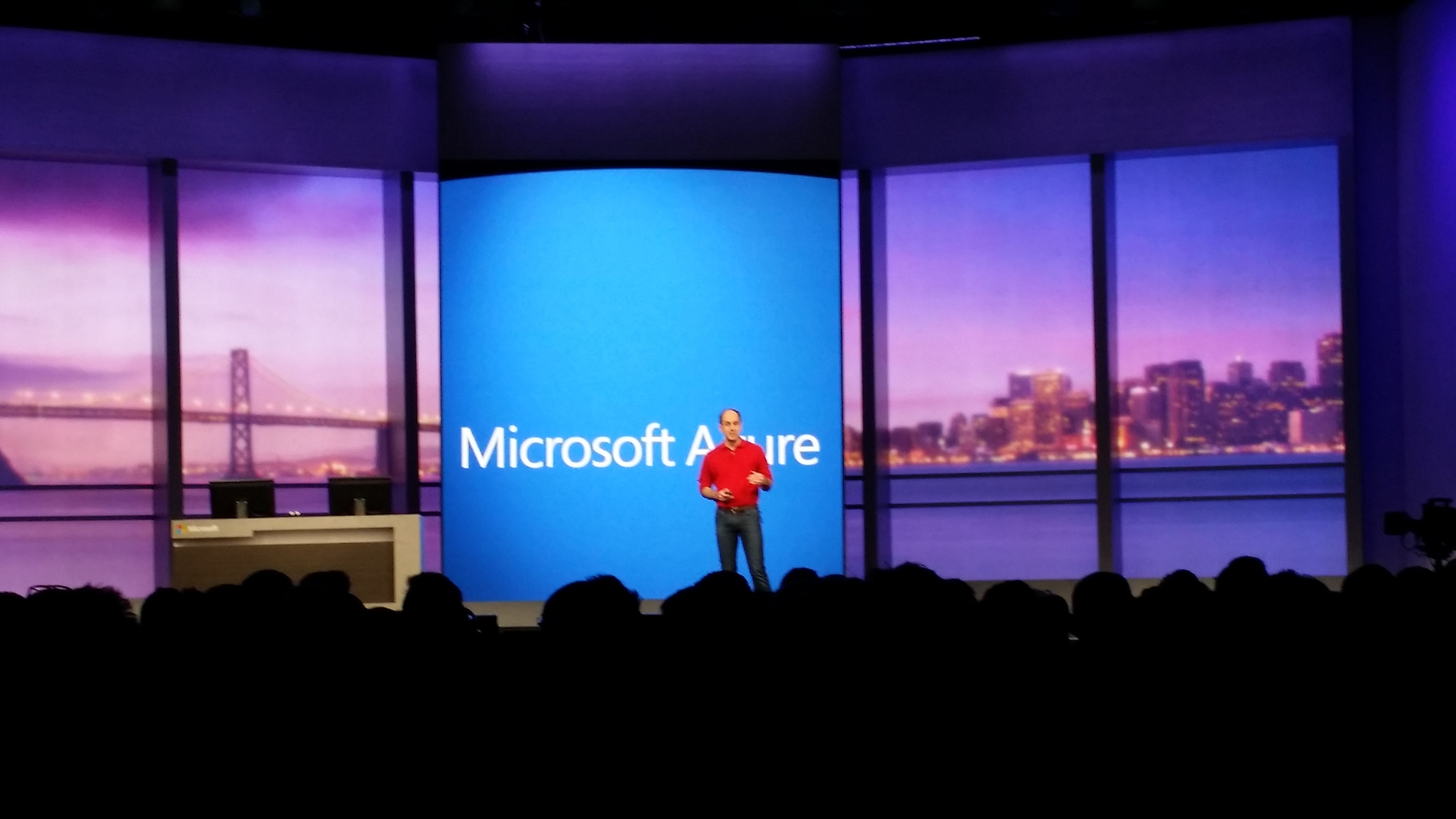 Microsoft shows off cloud-based physics rendering and ...