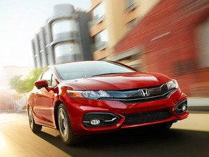 2014 honda civic ex coupe april 2014