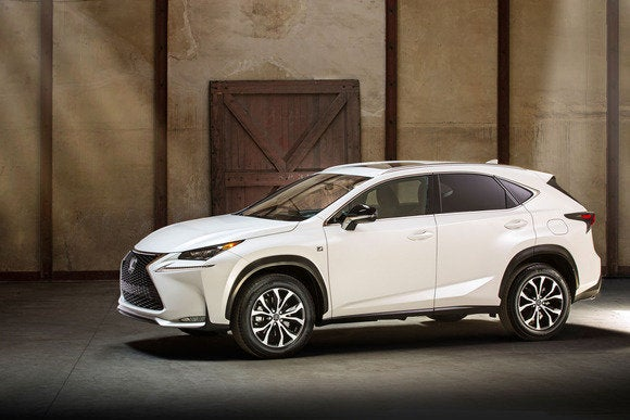 2015 lexus nx 200t f sport april 2014