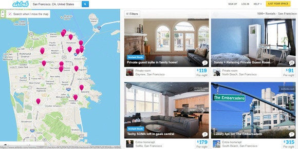 San Francisco wants to end Airbnb abuses with proposed rules | PCWorld