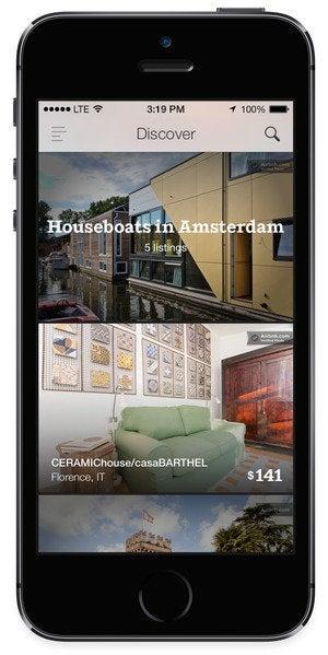 airbnb ios