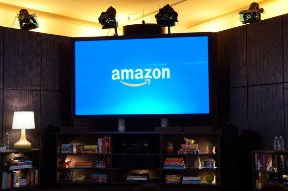 Amazon Fire TV announcement April 2 2014