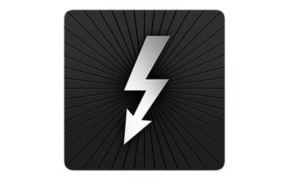 apple thunderbolt icon