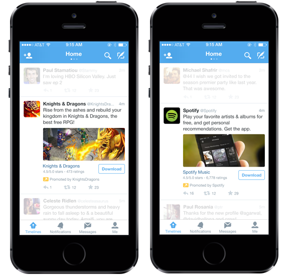 apppromo twitter