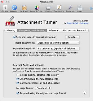 attachment tamer