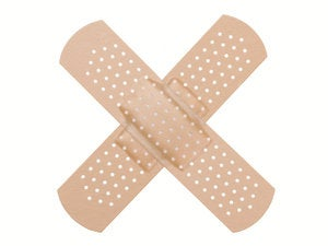 bandaid cross 95857946