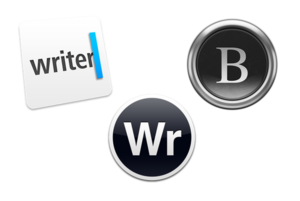 best focused writing apps icons 580